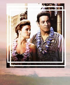 Janeway & Chakotay---I will never understand why they didn't end up together.