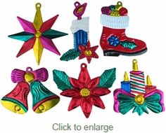 58 best mexican christmas images on pinterest christmas ornaments