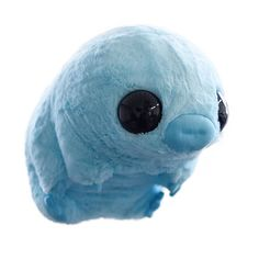 "This gigantic, soft plush water bear doesn't need any food or water, only your affection. Great for cuddling and science lessons with your kids, this adorable toy will spark some fun ""what if?"" discussions."