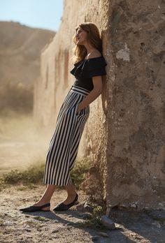 H&M Spirit of Summer Sophia Ahrens and Signe Veiteberg by Emma Tempest