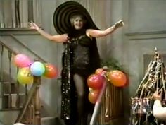 """Premiered December """"This is going to be a fabulous party, the most fantastic party ever! Bea Arthur, Golden Girls, 1970s, Nostalgia, Party, Holiday, Vacations, Parties, Holidays"""