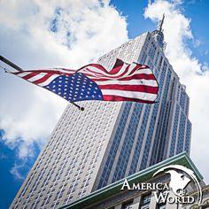 Esultanza a stelle e strisce oggi negli #StatiUniti per commemorare uno dei simboli più evocativi della cultura americana. Happy #FlagDay!