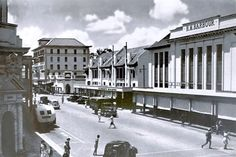 Salisbury, first Street looking north,1952