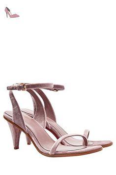 next Femme Sandales à fine bride Chair EU38 - Chaussures next (*Partner-Link)