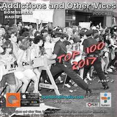 Bombshell Radio Addictions and Other Vices Podcast Bombshell Radio Countdown 2017 Part Two  3pm-5pm and 8pm-10pm EST bombshellradio.com Bombshell Radio Addictions and Other Vices Podcast Starting today we present our Top 100 choices of 2017. Part Two . These are the tracks submitted or discovered that stood out to us in the New Year. Thanks to all the artists labels and PR companies and Judging panels that made this such a stellar year. I hope you enjoy! Smoke Season Honey Beard Church of…