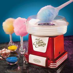 Cotton Candy Maker.