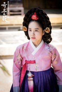 옥중화 한복 Korean costume Hanbok.