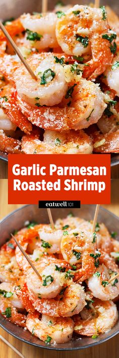 Looking for an impressive and quick appetizer? Try this Garlic Parmesan Roasted Shrimp with a homemade spicy mango sauce.Prep time: 15 mins Cook time: 10 mins Total time: 25 minsIngredients list fo…