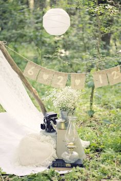 ethereal woodland family photo shoot   The Frosted Petticoat: Under the Lace Tent