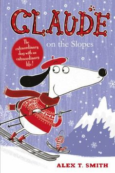 Claude on the Slopes by Alex T Smith, http://www.amazon.co.uk/dp/1444919113/ref=cm_sw_r_pi_dp_VZ6btb1PBZDV5
