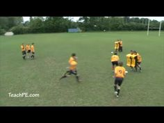 Rugby Rucks - Rucking Drill - YouTube
