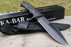 Ka-bar Bull Dozier Knife