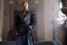 The brilliant Marc Warren (Rochefort) - The Musketeers S2