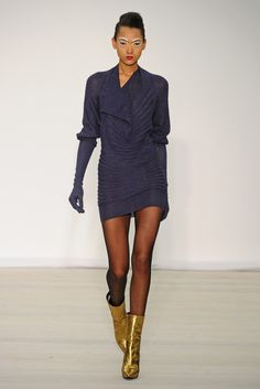 Vivienne Westwood Red Label RTW Fall 2013, #5