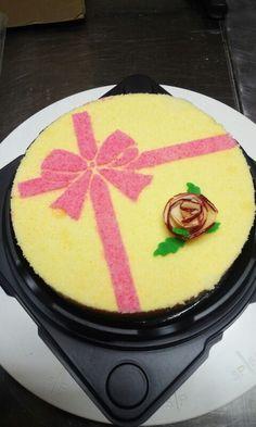 호박카스테라( 오디)케익