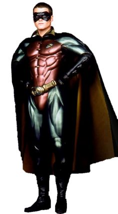 Robin Chris Ou0027donnell  sc 1 st  Pinterest & Arctic Batsuit used during the final film sequence between Batman ...
