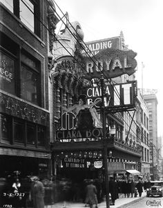 Royal Theater. Kansas City, Missouri 1927