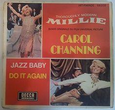 Carol Channing   Jazz Baby  Millie