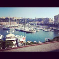 Monaco, here I come ...