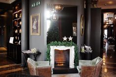 Christmas time at The Principal Hotel Madrid #Madrid #Merrychristmas #boutiquehotel