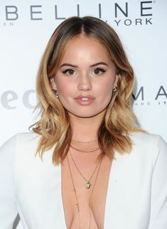 """breathtakingwomen: """"Debby Ryan at the Marie Claire """"Fresh Faces"""" event, Los Angeles (21 April, 2017) """""""
