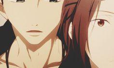 Sousuke  Rin | Free!