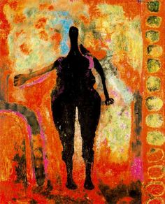 Black Venus, 1965. Rufino Tomayo