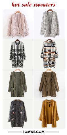 hot sale sweaters from romwe.com