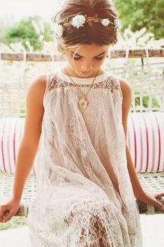 Teen Girl Fashion, Little Girl Fashion, My Princess, Sari, Frocks, Baby Dress, Kids Outfits, Flower Girl Dresses, Wedding Dresses