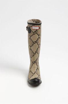 Hunter 'Carnaby' Rain Boot (Women)   Nordstrom