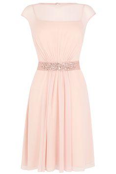 Bridesmaids | Pinks LORI LEE SHORT DRESS | Coast Stores Limited