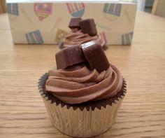 Wispa Cupcakes!