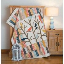 Blue Jay Way Quilt Kit