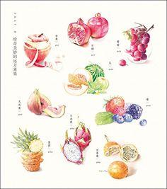 《水果绘》 飞乐鸟【摘要 书评 试读】图书