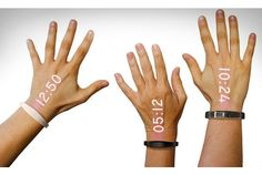文字盤のない、未来の腕時計をはめて | roomie(ルーミー)