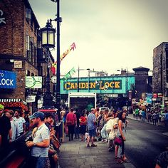 #camden #camdenlock #camdenlockmarket #london Camden Lock, Times Square, London, Instagram Posts, Travel, Viajes, Destinations, Traveling, Trips