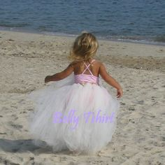 Flower Girl Tutu Dress, Tutus For Babies / Toddlers / Girls, Tutu Flower Girls