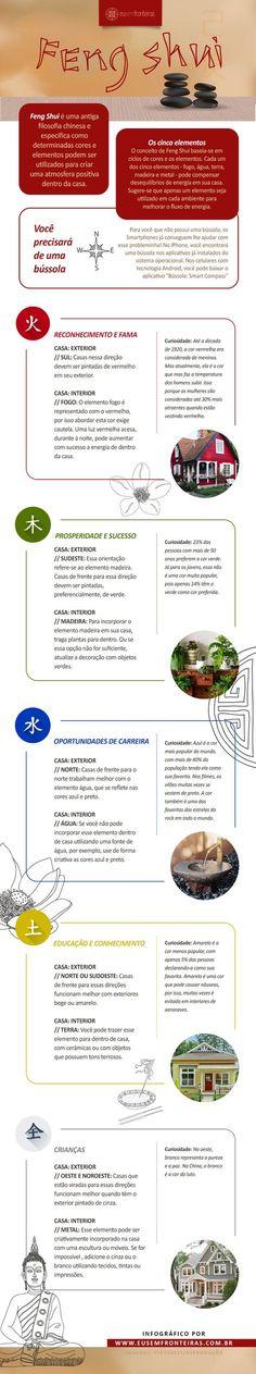 DICAS DE FENG SHUI PARA SUA CASA  http://www.eusemfronteiras.com.br/dicas-de-feng-shui-para-sua-casa/