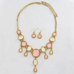 NER00534 Statement  Jewelry Set
