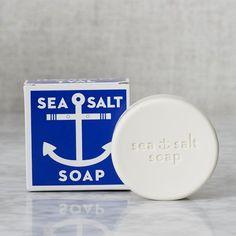 Sea Salt Soap.