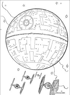 Image detail for -star-wars-02 Star-Wars PRINTABLE COLORING PAGES FOR KIDS.