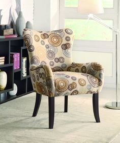 Andrea Collection 902052 Accent Chair