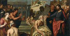 """La liturgia diaria meditada - en Jerusalén, hay una piscina llamada en hebreo """"Betsata"""" (Jn 5,1-3. 5-18) 28/03  Martes 28 de Marzo de 2017 IV de Cuaresma Morado San Doroteo de Gaza es entre los muchos santos de este nombre, el que goza de mayor reputación. Nació en Palestina a finales del siglo VI. Se hizo proverbial la aversión que sintió por las letras y por cualqu...    Liturgia Catolica, Oficio de Lecturas, Santoral diario, Evangelio diario meditado."""