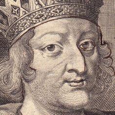 Portrait-XVII-Pharamond-Roi-de-France-Nicolas-de-Larmessin-Merovingien