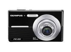 Olympus FE20 8MP Digital Camera Black ** ON SALE Check it Out