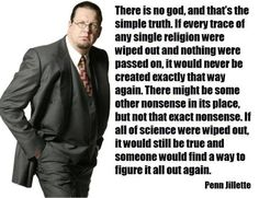 Another great atheist