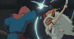 Princess Mononoke, Hayao Miyazaki, New Wave, Wall Collage, Funny Jokes, Animation, Comics, Film, Cute
