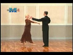 ▶ Ballroom slow waltz lesson HD version part 1 - YouTube