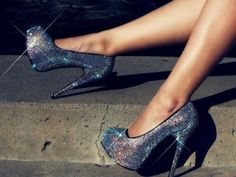 Sexy Silver Shoes for Those Nights Out ...