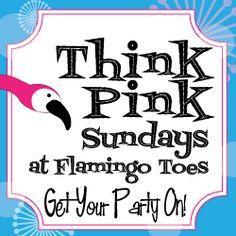 Flamingo Toes ~ blog